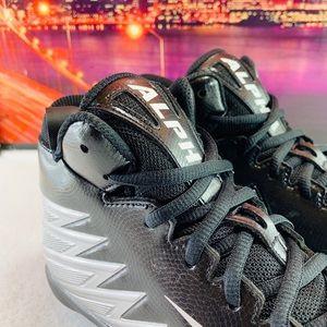 """Nike Shoes - NIKE MENACE VARSITY MID D """"SILVER BULLET"""""""